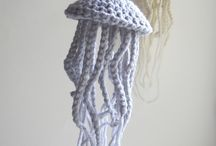 Textile Sea creatures