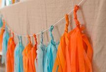 Оранжевая вечеринка