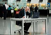 Escritores, Livros, Aeroportos, Aeronaves