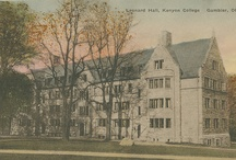 Special Collections and Archives / by Kenyon College, Olin and Chalmers Libraries