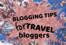 Travel Blog Tips / Tips and tricks from travel bloggers.