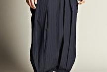 MENSWEAR: Trousers