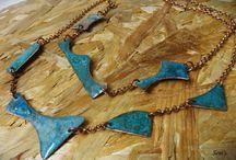 verdigris jewellery
