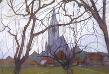 De Stijl ~ Piet Mondriaan