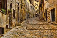 Tuscany - ancient Volterra