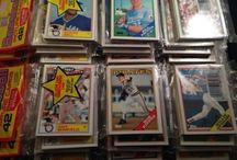 Sports Cards & Collectibles for sale / I will have some items I sell online in this board.