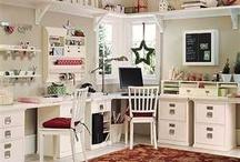 Sewing Studio Ideas / by Mackenzie Marshall