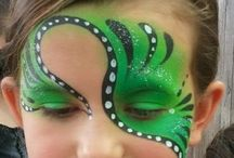 Schminken carnaval