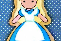 cookies,cupcakes princesas