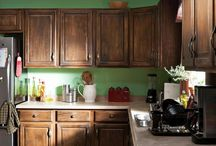 Mom's Remodel / Hey guys! I'm aaaaaching to re-do Mom's kitchen this summer! Wanna help?? :) Pin things you thing we could do! Or if you're not going to be helpful, pin stuff I can do. ;P / by Rebekah Speicher