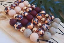 All That Glitters Clay Jewellery