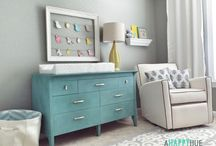 Budget Nursery Ideas / Want to create a nursery that's high on style, but low on price? See our favorite cheap nursery ideas.