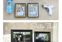 Picture frames / by Jennifer Foster