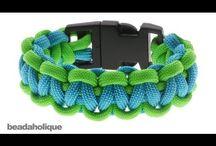 braccialetti...paracord