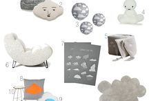 Cloud Themed Nursery