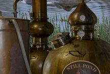 Still Pond Distillers / Still-Aligator Still Pond Winery and Still Pond Distillers now offers a wide selection of award winning wines and craft spirits. Column pot still, also Pot still supplied by Hoga Company. Pot stills, hoga company; http://www.hogacompany.com