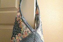 вязан. сумки