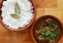 Indian Inspired Food