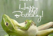 Doğum günü tebrik