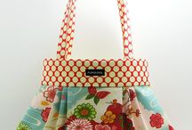 Hand made bags / by Deborah Cruess