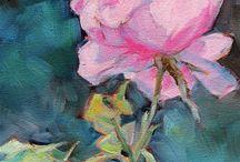 baksiden på en rose