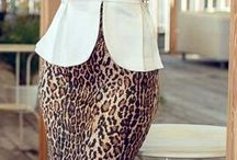 leopard outfits