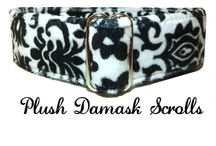 Plush Dog Collars