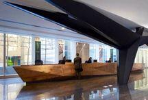 banko / reception desk