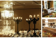 Event Decor  / Event Decor that will make your mouth drop. Event Rental Furniture fit for a king and queen.