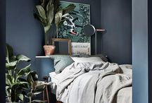 INSPIRATION: Bedrooms [BLUE]