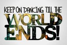 Dance,dance,dance!!! / by Laurel McAra