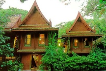 Southeast Asian / Contemporary and traditional interiors and exteriors from: Cambodia, Laos, Burma (Myanmar), Thailand, Vietnam, Peninsular Malaysia, East Malaysia, Brunei, Indonesia, Philippines, Singapore, East Timor