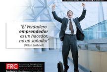 Emprendimiento / #Emprendimiento #Liderazgo #FrasesCelebres #Motivación #Esfuerzo