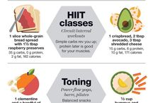 Health+workout+healthy snacks