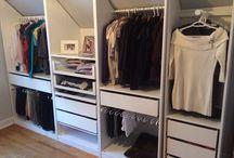 garderobe indretning