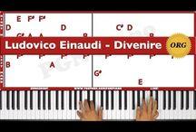 Klávesy, piano