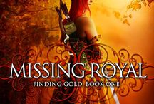 Finding Gold Series / Young Adult Fantasy Romancefilled with love, adventure, and dragons.