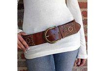 Cinturones Mujeres