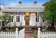 Bullnose verandah