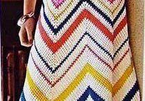 Retro crochet
