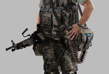Militer personel