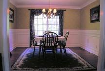 dining room / by Jennifer Buckley