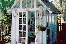 Garden Sheds and Glasshouses