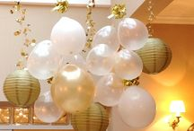 party decor / by Barbie Flowers