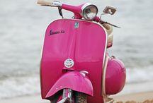 Italian Vespa style