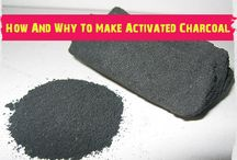 HOW TO MAKE ACTIVATED CHARCOAL.