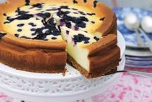 Desserts. Healthy & not.