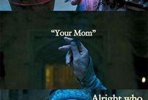 Harry potter-memer