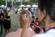 Face Painting by Best Party Planner / There are no limitations to what Best Party Planner can paint on your face. It's simple. Tell us what you want, we Google a picture, and paint it on your face. Just as simple as that!