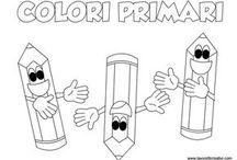 colori primari